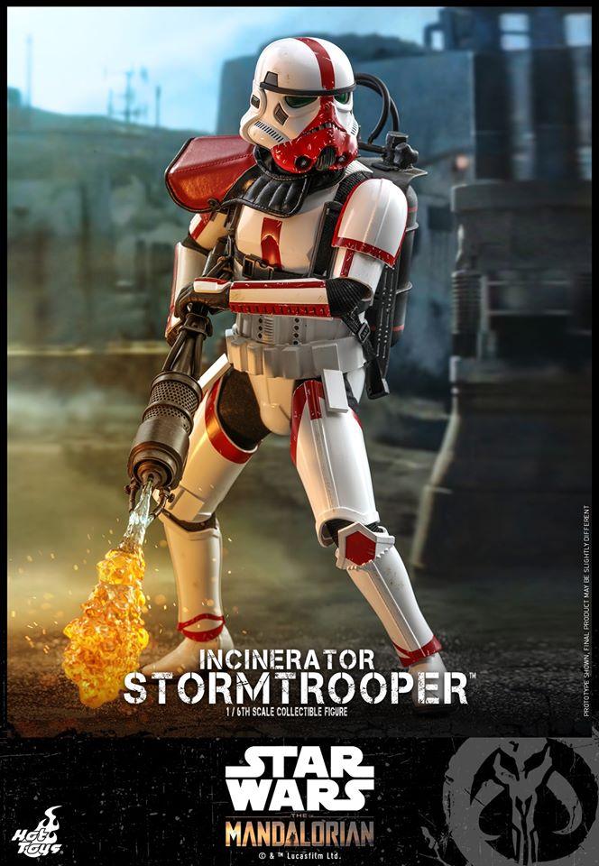Hot Toys Incinerator Stormtrooper