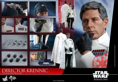 Accessoires Hot Toys Director Krennic