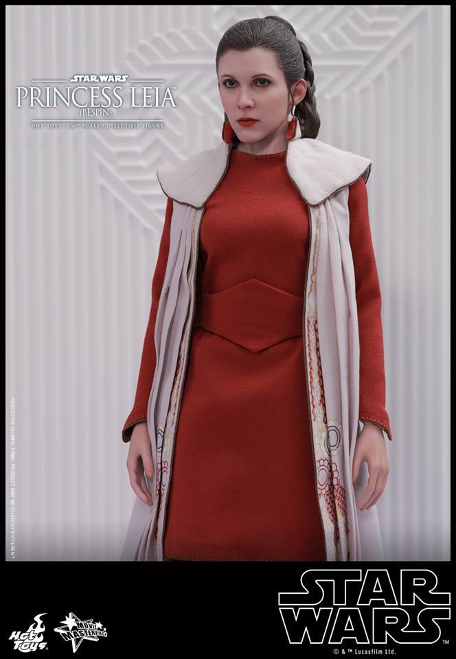 Hot Toys Princess Leia Bespin 1