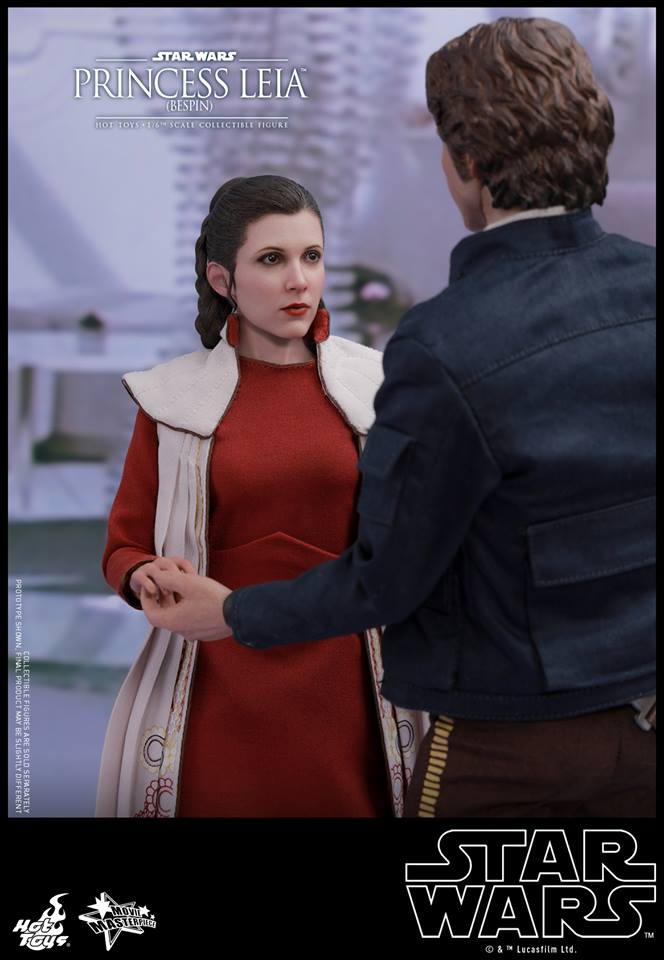 Hot Toys Princess Leia Bespin 2