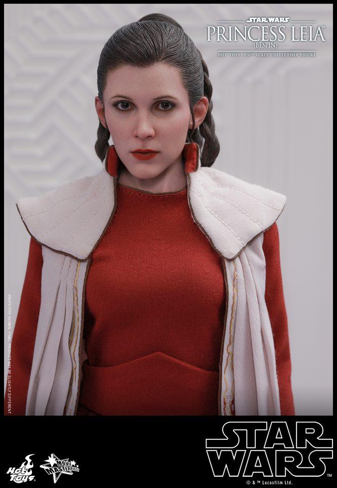 Hot Toys Princess Leia Bespin 4