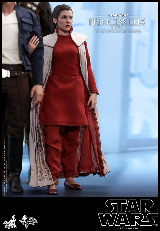 Hot Toys Princess Leia Bespin 6