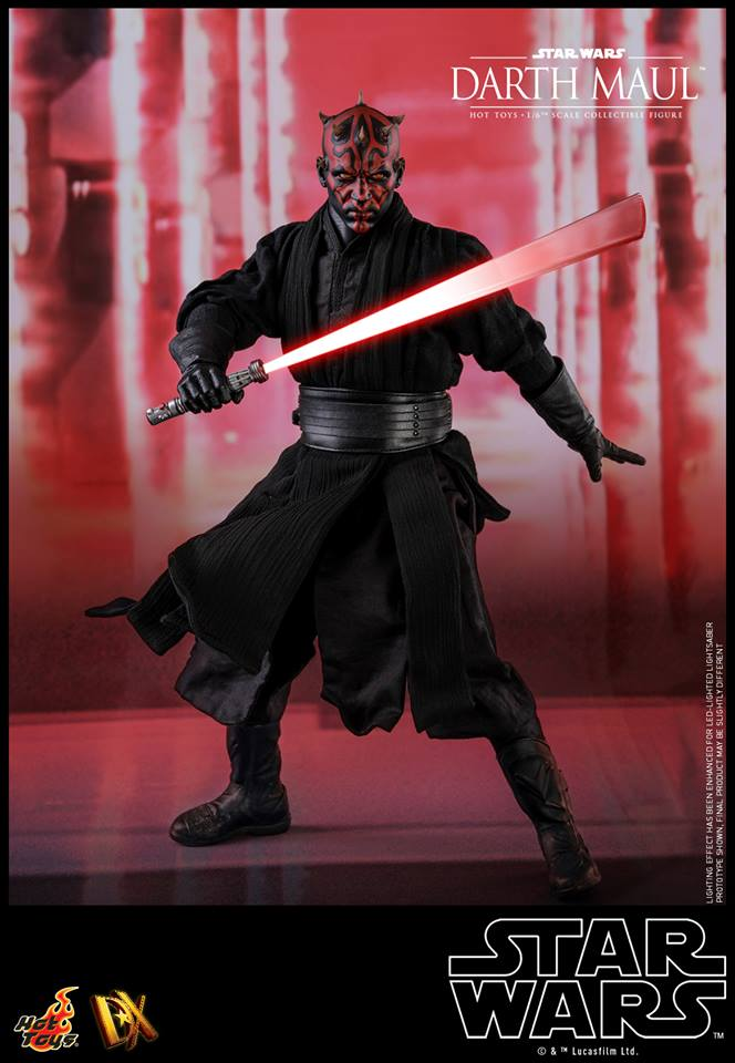 Hot Toys Darth Maul 1