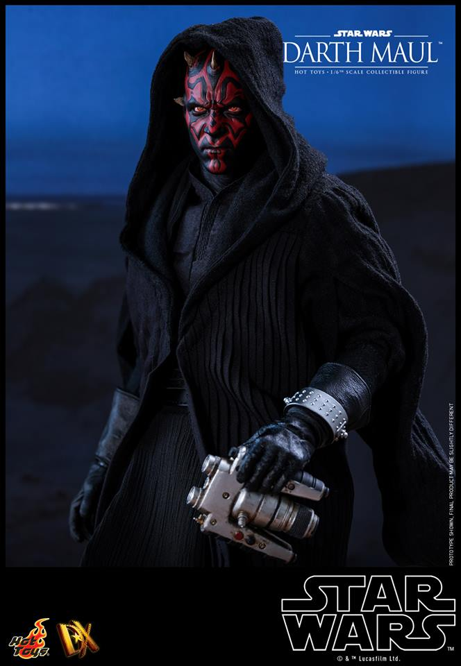 Hot Toys Darth Maul 3