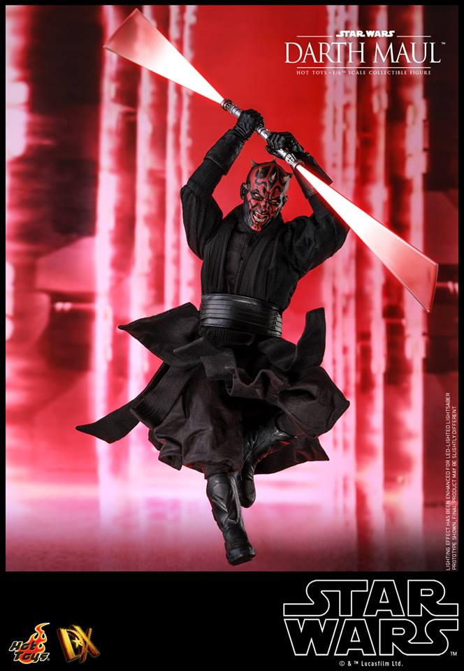 Hot Toys Darth Maul 4