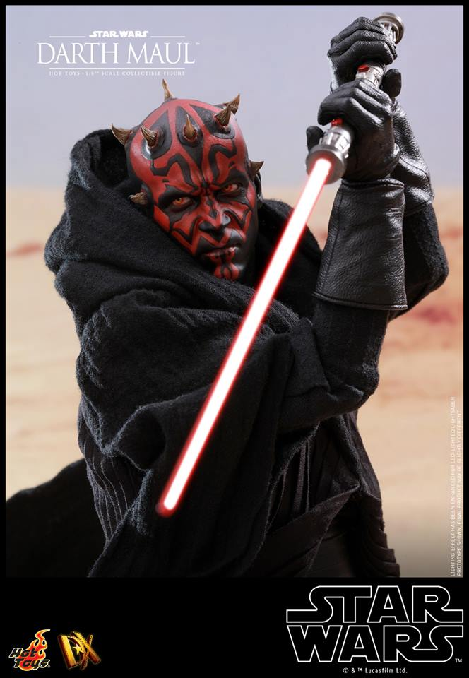 Hot Toys Darth Maul 6