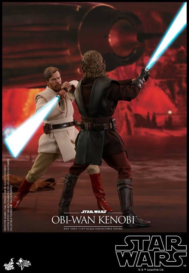 Hot Toys Obi-Wan Kenobi ROTS 4