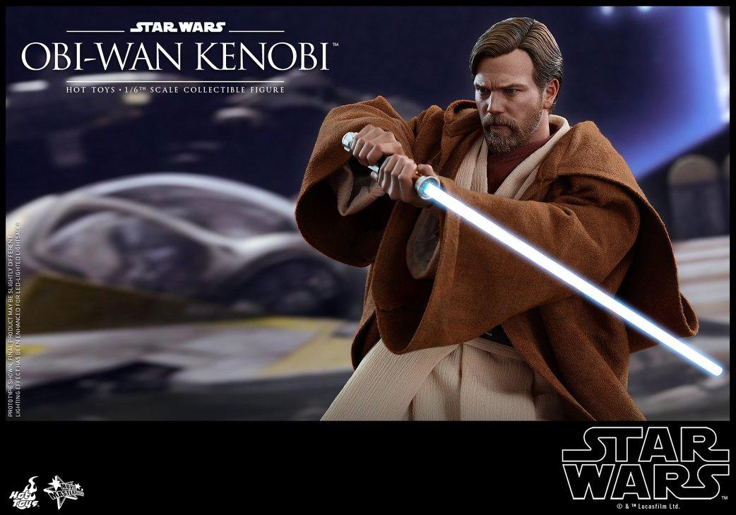 Hot Toys Obi-Wan Kenobi ROTS 5
