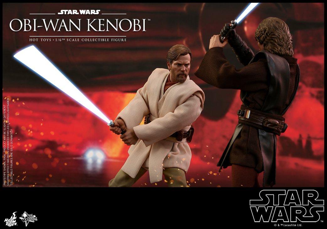 Hot Toys Obi-Wan Kenobi ROTS 6