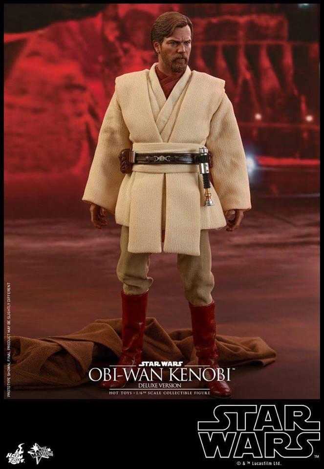 Hot Toys Obi-Wan Kenobi Deluxe 2