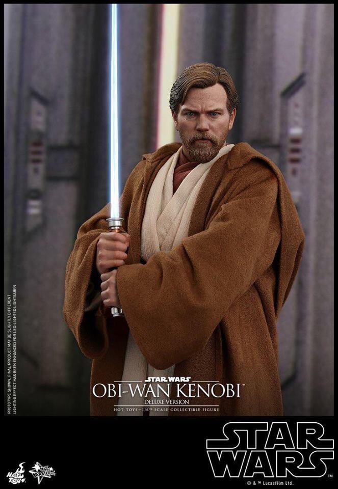 Hot Toys Obi-Wan Kenobi Deluxe 4
