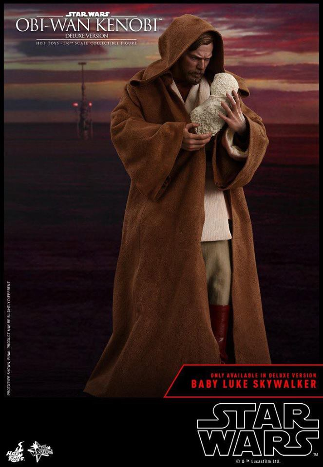 Hot Toys Obi-Wan Kenobi Deluxe 5