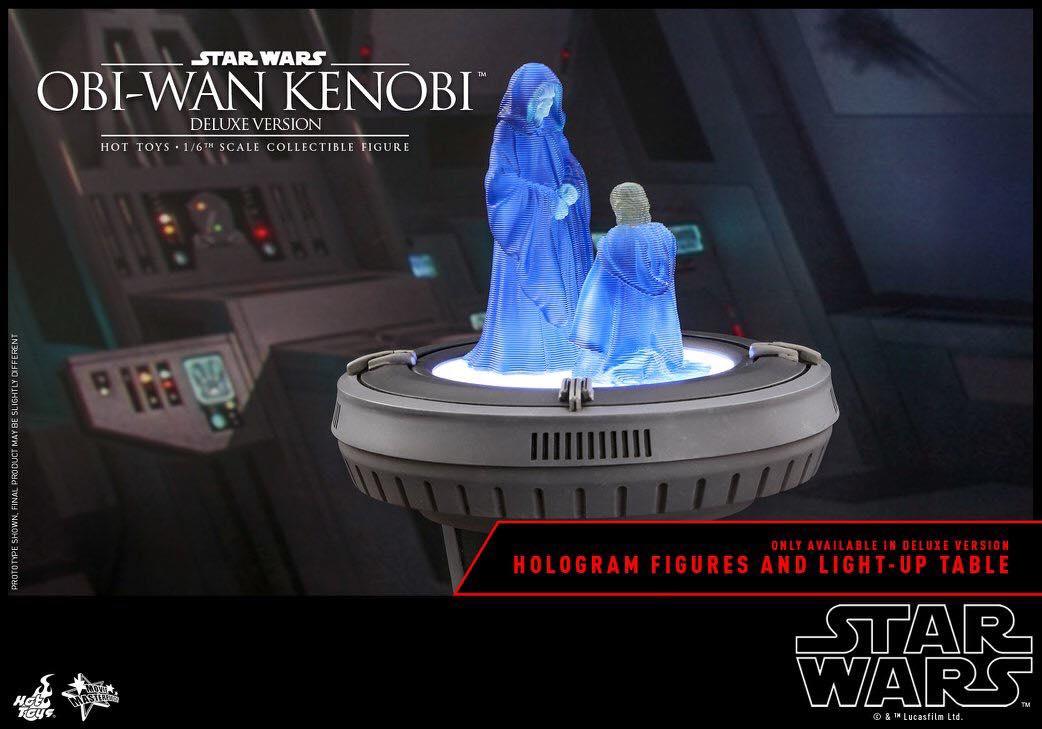Hot Toys Obi-Wan Kenobi Deluxe 6