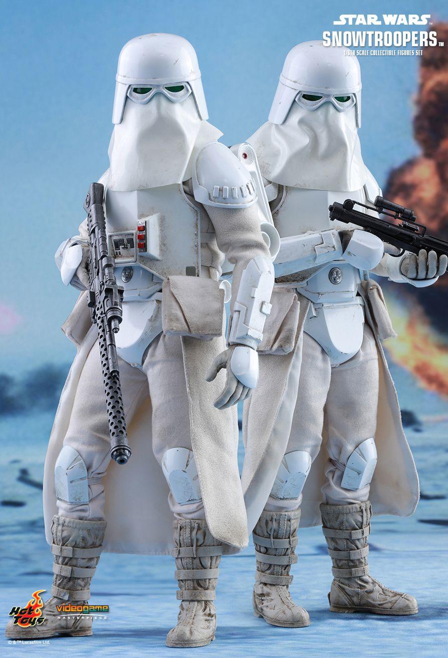 Pack de Snowtrooper