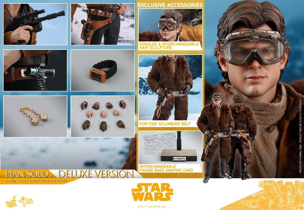Accessoires Hot Toys <a href='/personnage-34-obi-wan-kenobi.html' class='qtip_motcle' tt_type='personnage' tt_id=34>Obi-Wan Kenobi</a> Deluxe