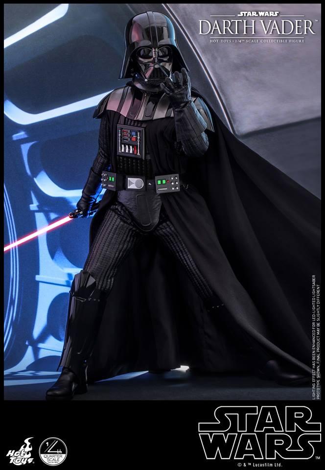 Hot Toys Darth Vader 1/4 1