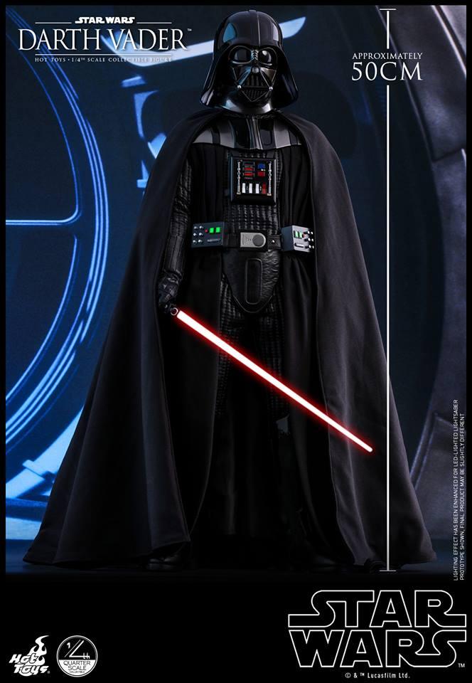 Hot Toys Darth Vader 1/4 2