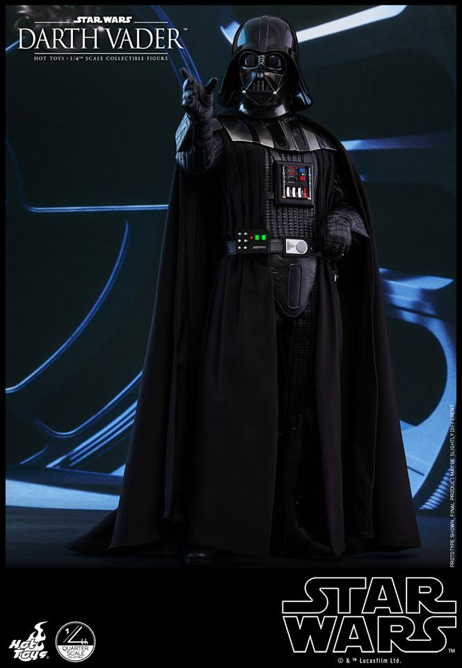 Hot Toys Darth Vader 1/4 3