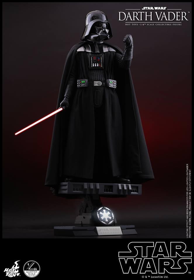 Hot Toys Darth Vader 1/4 4