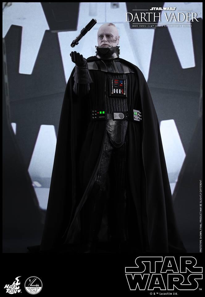 Hot Toys Darth Vader 1/4 5