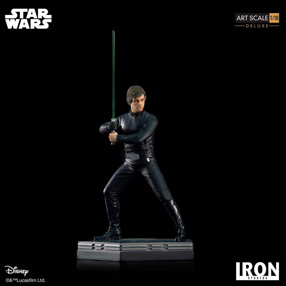 Iron Studios Luke Skywalker 1/10
