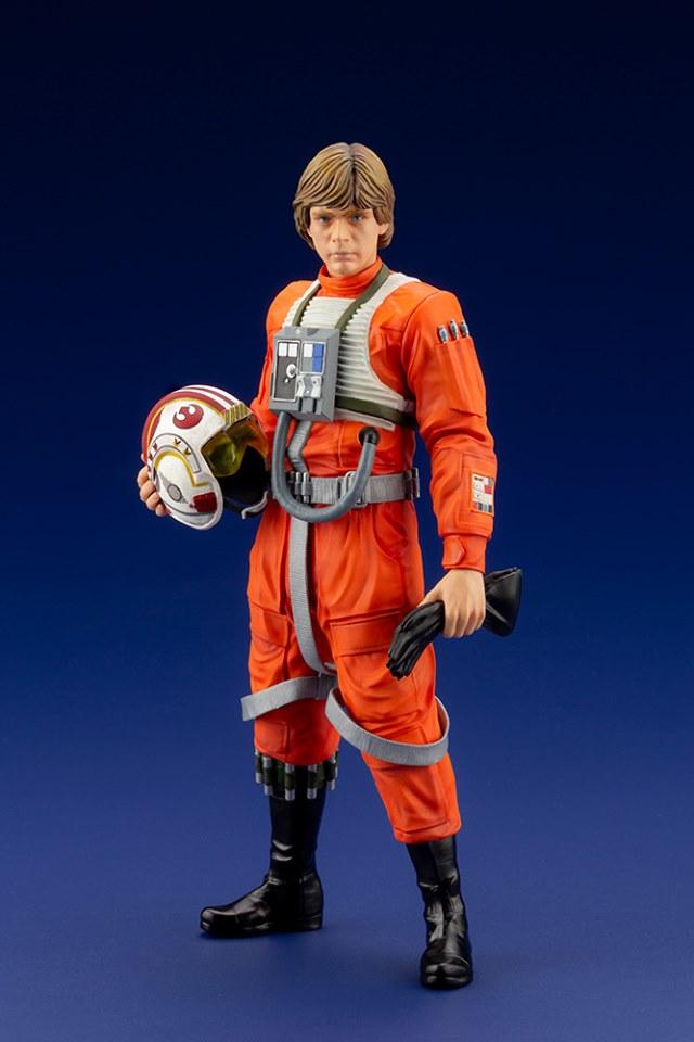 Kotobukiya <a href='/personnage-190-luke-skywalker.html' class='qtip_motcle' tt_type='personnage' tt_id=190>Luke Skywalker</a> X-Wing Pilot