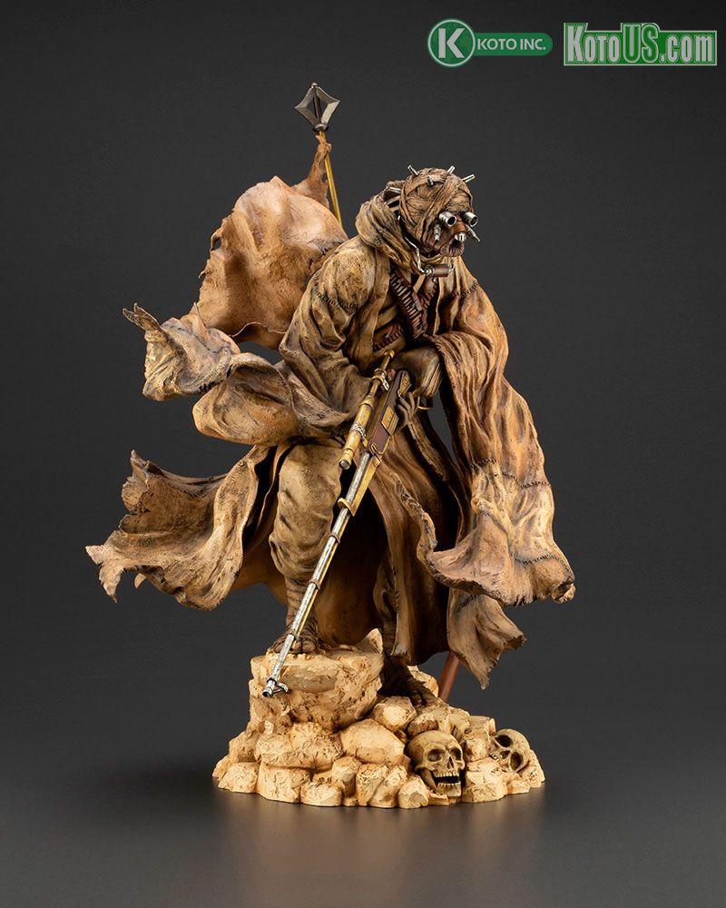Kotobukiya Tusken Raider Barbaric Desert Tribe ARTFX