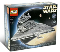 10030 - UCS Imperial Star Destroyer