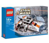 10129 - UCS Rebel Snowspeeder