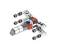 Mini X-Wing Fighter