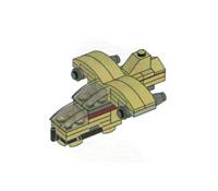 Mini Wookiee Gunship