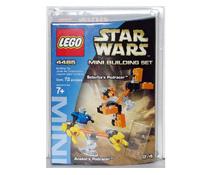 4485 - Mini Sebulba's Podracer & Anakin's Podracer