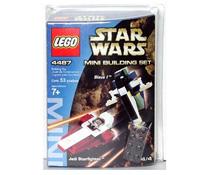4487 - Mini Jedi <a href='/jeu-video-27-starfighter.html' class='qtip_motcle' tt_type='jeu-video' tt_id=27>Starfighter</a> &amp; Slave I