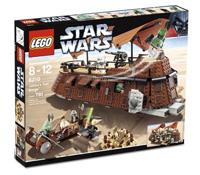 6210 - Jabba's Sail Barge
