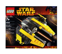 6966 - Mini Jedi Starfighter
