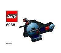 6968 - Mini Wookiee Attack