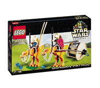 Lego 7115 - Gungan Patrol