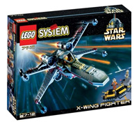 Lego 7140 - X-Wing Fighter