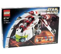 Lego Star Wars-EP.3 CLONE TROOPER Motif Casque Figure 75028-2014-New