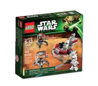 75000 - Clone Troopers vs. Droidekas