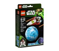 75006 - Jedi Starfighter & Planet Kamino