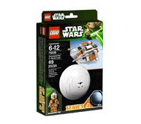 75009 - Snowspeeder & Planet Hoth