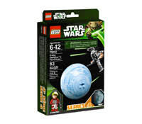 75010 - B-Wing Starfighter & Planet Endor