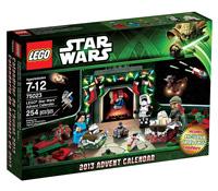 75023 - 2013 Star Wars Advent Calendar