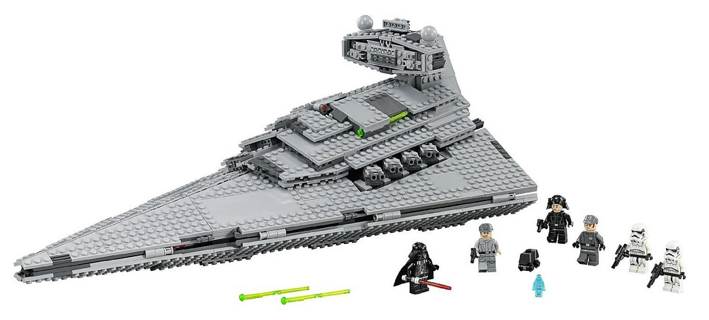 Imperial star destroyer collection star wars universe - Lego star wars tb tt ...
