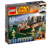 75086 - Battle Droid Troop Carrier