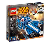 75087 - Anakin's Custom Jedi Starfighter