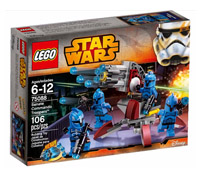 75088 - Senate Commando Troopers