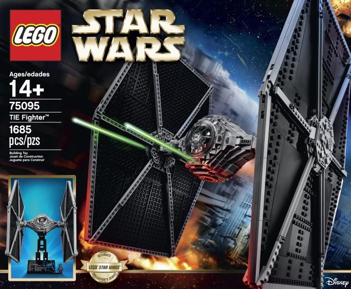 Tie Fighter LegoNouveau Set CollectionneursLe Pour I29WEHD