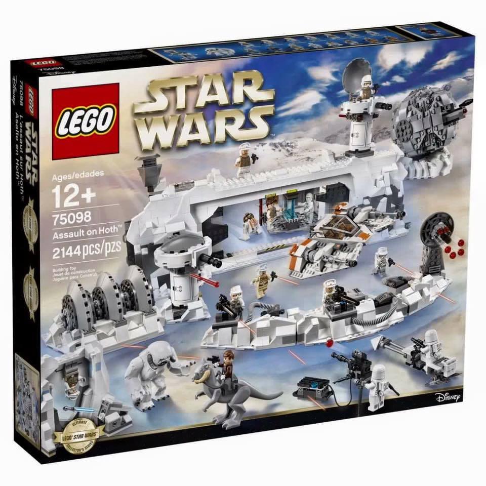 75098 - UCS Assault on Hoth